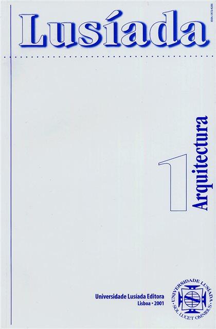 Lusíada. Arquitectura [S. 2 N.º 1 (2001)]